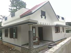 New home Ettumanoor Kanakkary