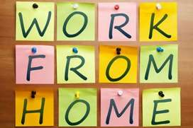 Earn money from home - part time project income