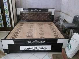 SALE New PLYWOOD Designer Bed Storage Bed At 14500/-