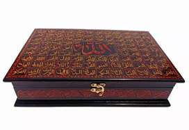 Wooden Rehal For Holy Quran