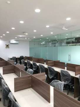 Fully furnished office space Rent