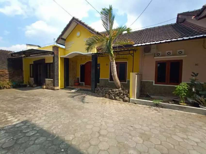 Jual Rumah Edisi Murah Banget Selatan Pasar Kolombo Jalan Kaliurang 0