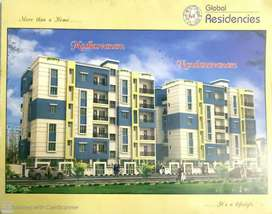 2 BHK flat in 2nd floor of apartment for sale