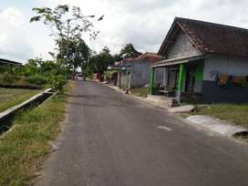 Tanah Bangunan Kota Blitar PinggirJalan Lebar Akses dekat Pasar Dimoro