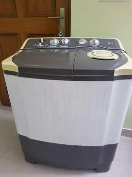 LG semi - automatic washing machine