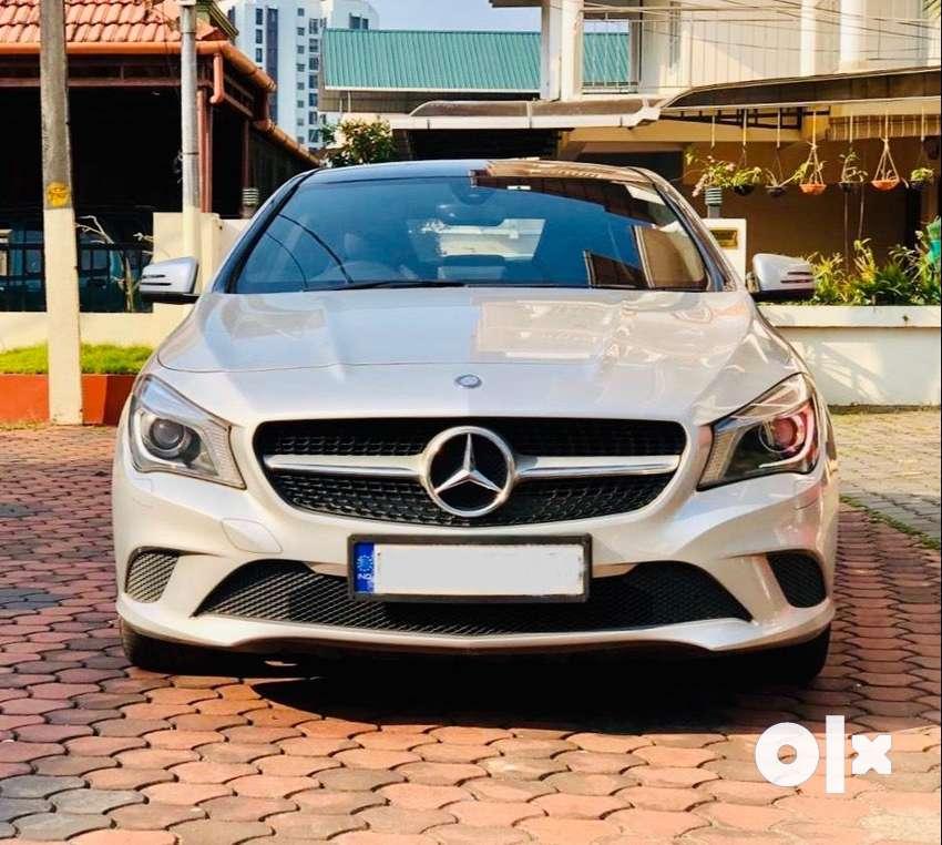 Mercedes-Benz CLA-Class 200 CDI Sport, 2015, Diesel 0