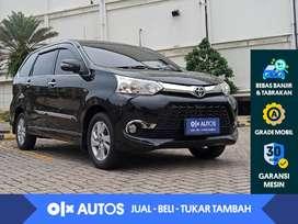 # [OLX Autos] Toyota Avanza 1.3 Veloz  A/T 2015 Hitam