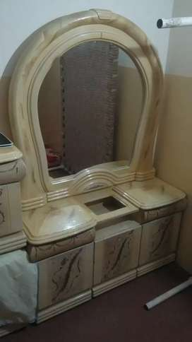 Dressing Table & Cupboard for sale