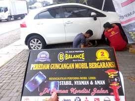 Mobil Avanza Terhindar Dari LIMBUNG Sesudah Pasang BALANCE DAMPER