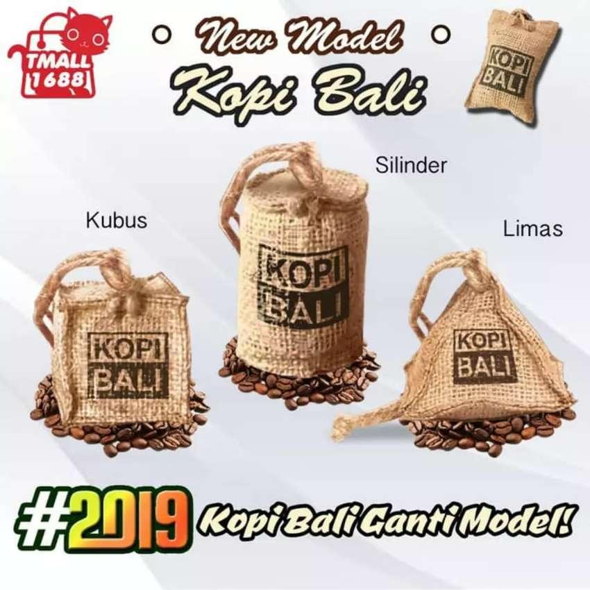 Pewangi Kopi Bali Ada Bentuk Baru (Silinder,Kubus dan Limas) 0