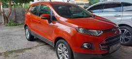 Ford escosport titanium at 2014 orange full ori