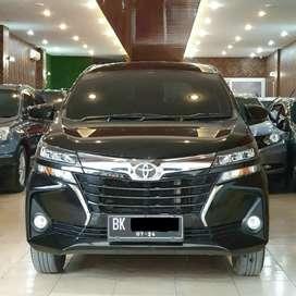 ISTIMEWA Toyota Avanza G Manual 2019/2020