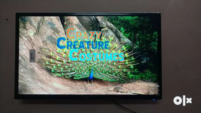 LED TV high resolution Sony 40 Android full HD 0