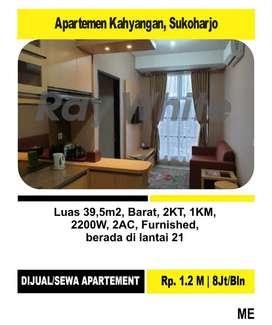 Apartemen Murah Solobaru, Siap pakai Harga Mapan Lingkungan Bagus