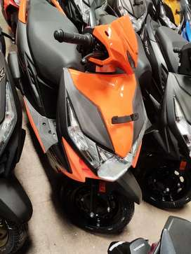 Honda's Dio STD low down payment in finance
