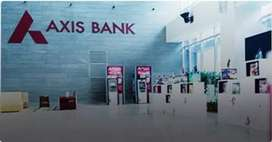 Axis bank job fixed salary