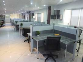 Shared & Private Offices,Workstation,Dedicated Desk,Hot Desk Available