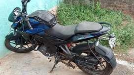 Bajaj bike