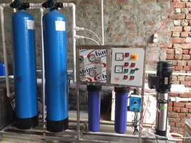 Water Plant machine