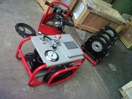 mesin penyambung pipa dan pipa hdpe