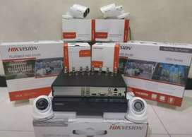 Spesialis ahli pasang kamera cctv Hikvision 2mp