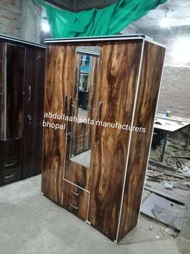 Newly made 3 door wardrobe at very affordable price