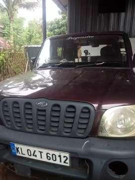 Mahindra Scorpio 2005 Diesel 200000 Km Drivengio