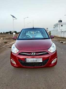 Hyundai i10 1.2 Kappa SPORTZ, 2014, Petrol