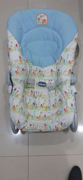 Bouncer cum carry cot imported