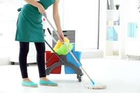 Cari kerja pembantu rumah tangga