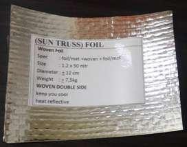 Woven Double Aluminium Foil Insulation