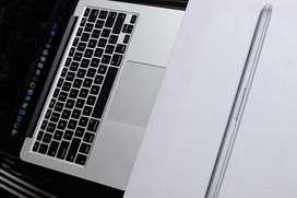 Fullset Macbook Pro Retina 2015 MF840