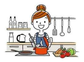 all cook /chef full time chhiye