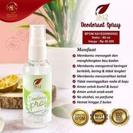 Deodorant Spray SR12 / COD
