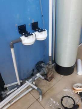Filter / saringan air buat kebutuhan rumah tangga
