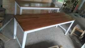 Meja kaki panjang 2m