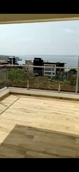 1bhk flat for rent at Jairam nagar with beautiful sea n valley view