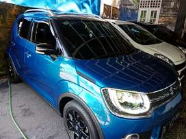 SUZUKI IGNIS GX automatic th 2018