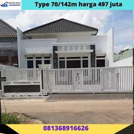 Rumah komersil murah bandarr Lampung