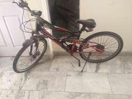 Hero sprint bicycle 21 gears