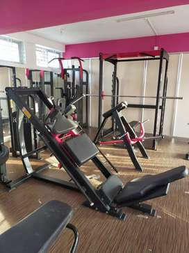 Any gym items trademill  home gym dumbles# plates #rod #50%off