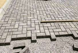 Pavers and Kerb Stones