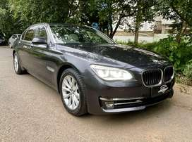 BMW 7 Series 730Ld Design Pure Excellence, 2013, Diesel
