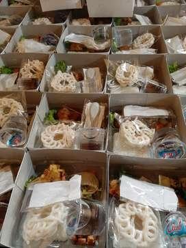 Nasi box/nasi kotak murah