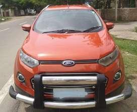 Ford Ecosport EcoSport Trend 1.5 TDCi, 2013, Diesel