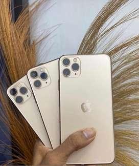 Ready iphone 11 promax 64gb super like new warna gold fullset acc &box