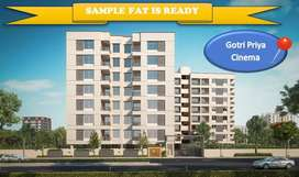 "1698 Sq Ft 3BHK Luxurious/Spacious ""Sample Flat Ready"""