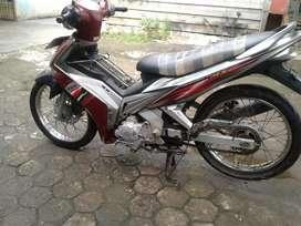 Motor yamaha jupiter mx