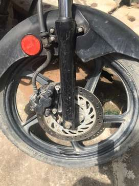 With allowwheels and disk break digital metter or self start option
