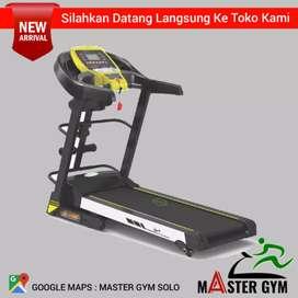 TREADMILL ELEKTRIK - Grosir Alat Fitness - Master Gym Store !! MG#9473